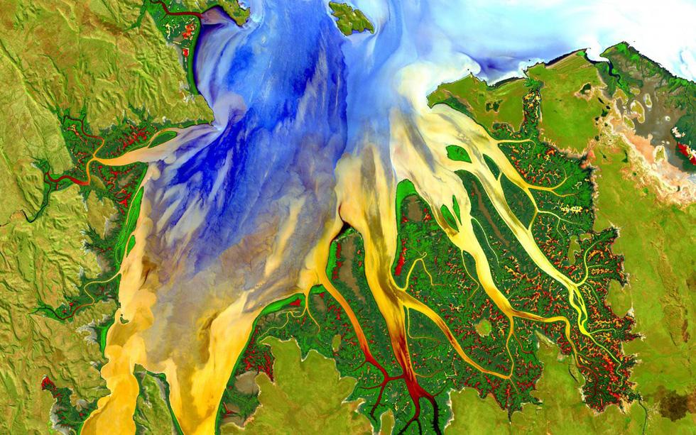 Say ngắm những bức ảnh đẹp nhất của NASA - Ảnh 7.