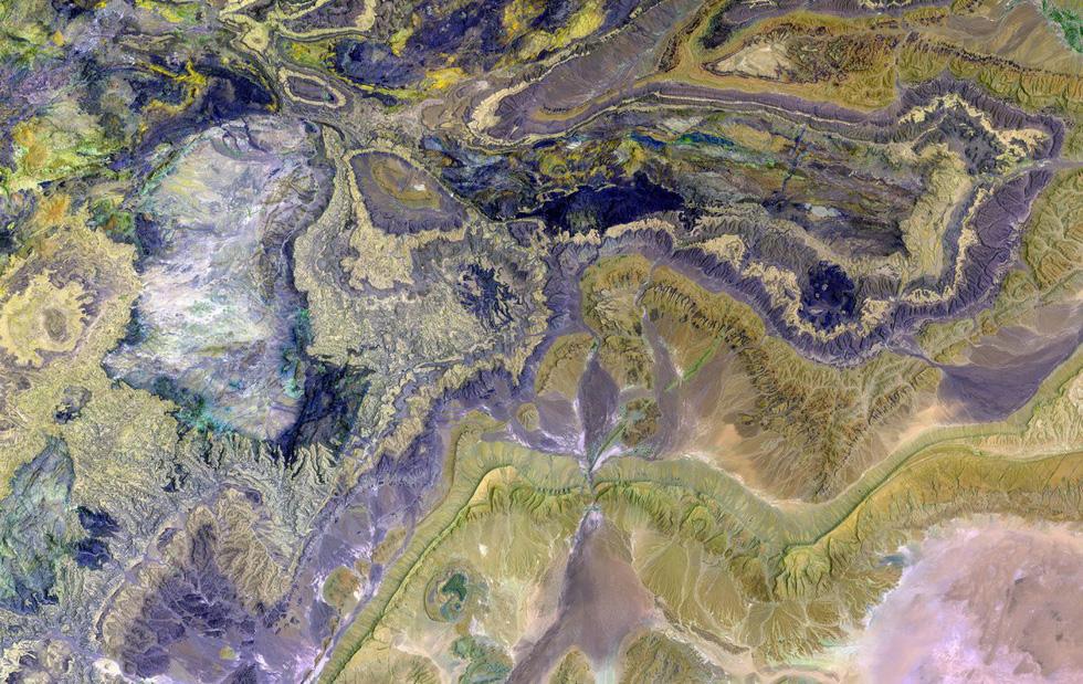Say ngắm những bức ảnh đẹp nhất của NASA - Ảnh 8.