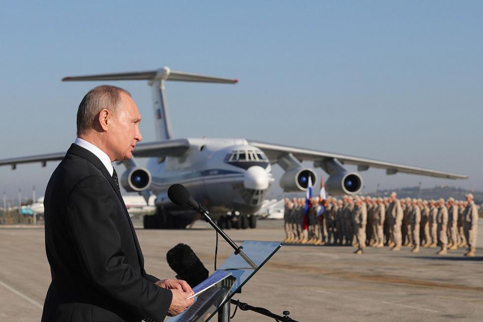 Vũ khí khủng của Nga trong 2 năm ở Syria - Ảnh 1.