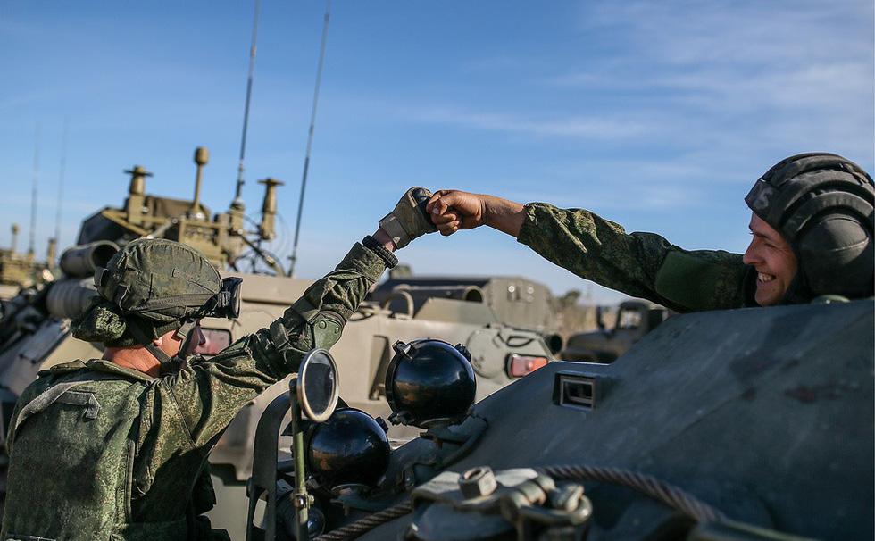 Vũ khí khủng của Nga trong 2 năm ở Syria - Ảnh 18.