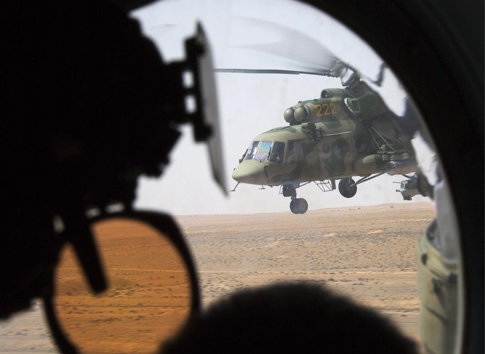 Vũ khí khủng của Nga trong 2 năm ở Syria - Ảnh 15.
