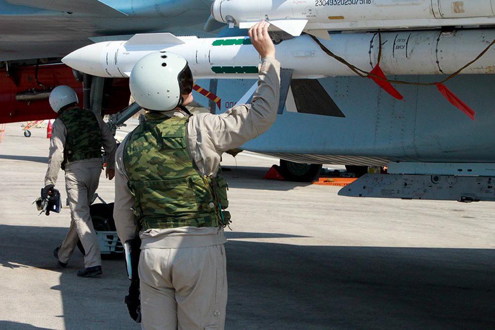 Vũ khí khủng của Nga trong 2 năm ở Syria - Ảnh 12.