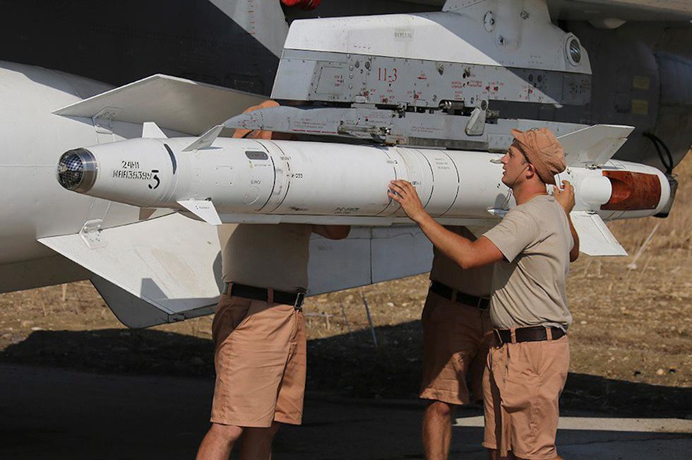 Vũ khí khủng của Nga trong 2 năm ở Syria - Ảnh 11.