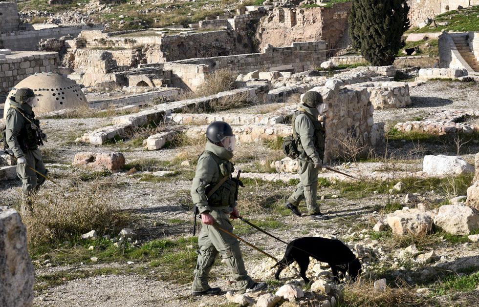 Vũ khí khủng của Nga trong 2 năm ở Syria - Ảnh 20.