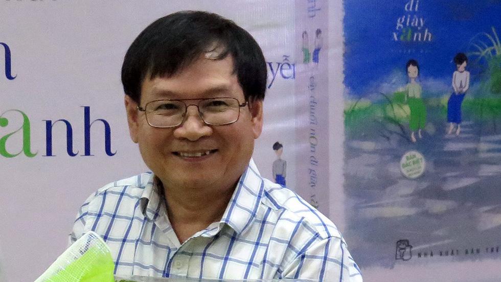 Cuối năm với nhà văn Nguyễn Nhật Ánh: nghề văn bất trắc! - Ảnh 6.
