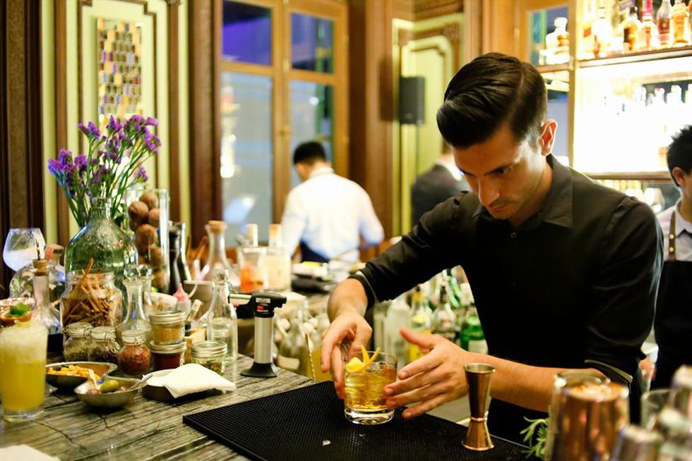 9 quán bar ở Bangkok đẹp ngất ngây - Ảnh 11.