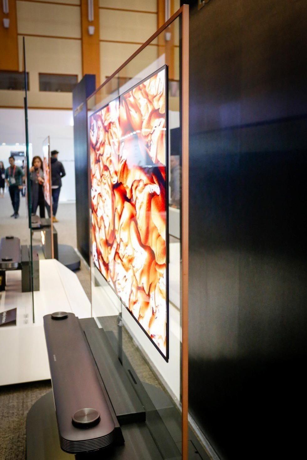 """Chiêm ngưỡng mẫu TV """"siêu mỏng"""" của LG - Ảnh 2."""