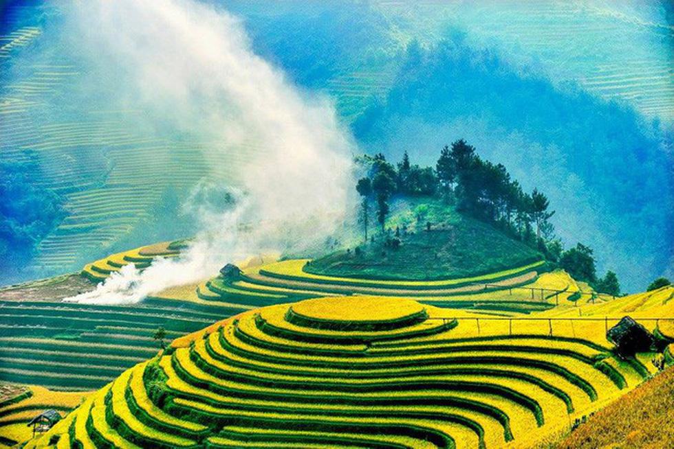 Cảnh Việt Nam xanh thẳm, đẹp như thơ - Ảnh 3.