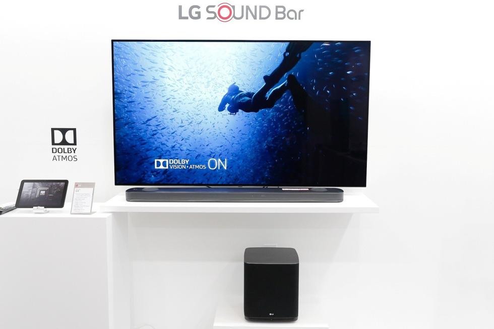 """Chiêm ngưỡng mẫu TV """"siêu mỏng"""" của LG - Ảnh 6."""