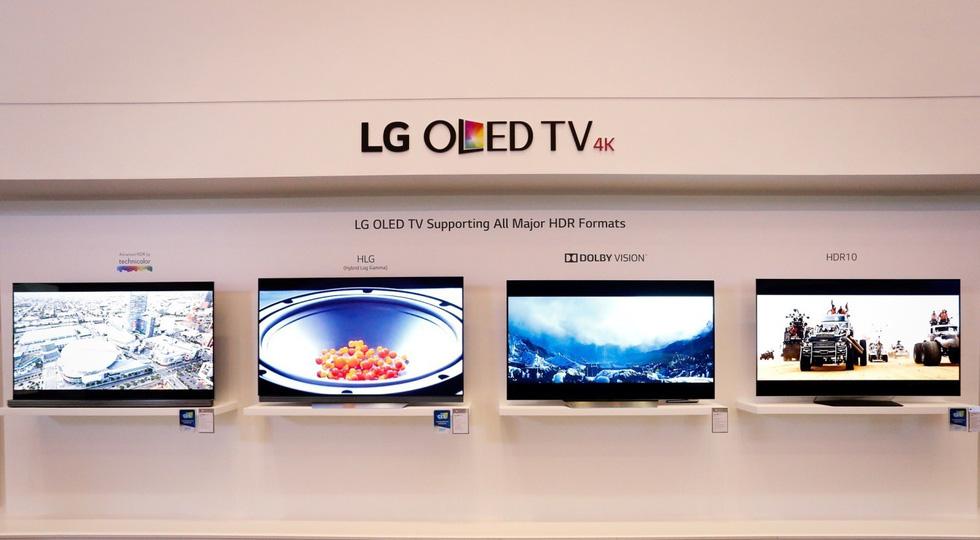 """Chiêm ngưỡng mẫu TV """"siêu mỏng"""" của LG - Ảnh 8."""