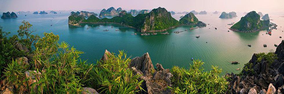 Ngắm ảnh panorama của Hoàng Thế Nhiệm - Ảnh 8.