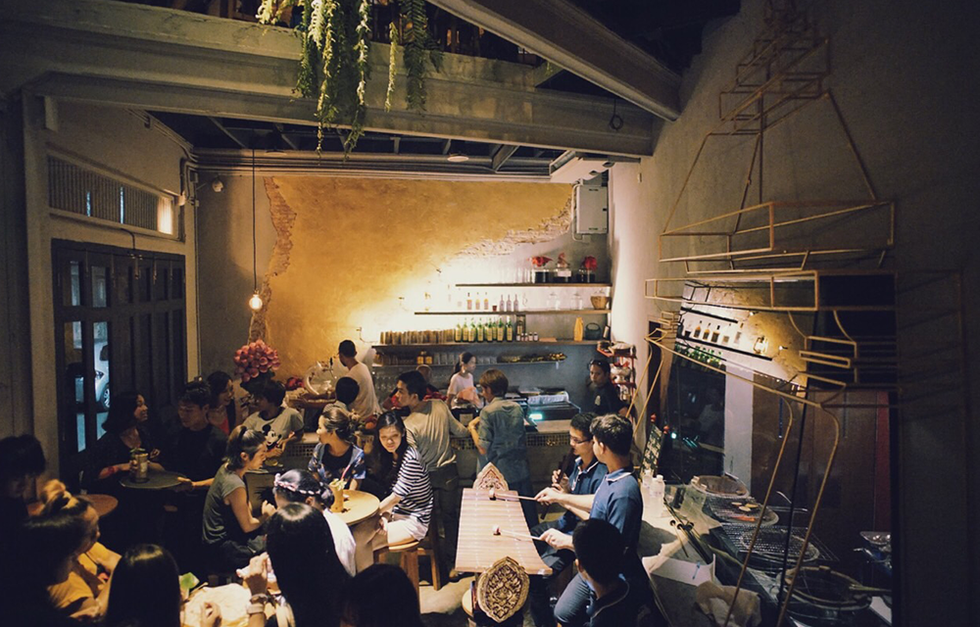 9 quán bar ở Bangkok đẹp ngất ngây - Ảnh 21.
