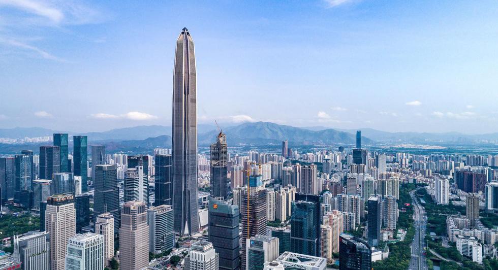 Hơn nửa số tòa nhà chọc trời trên thế giới 2017 của Trung Quốc - Ảnh 1.