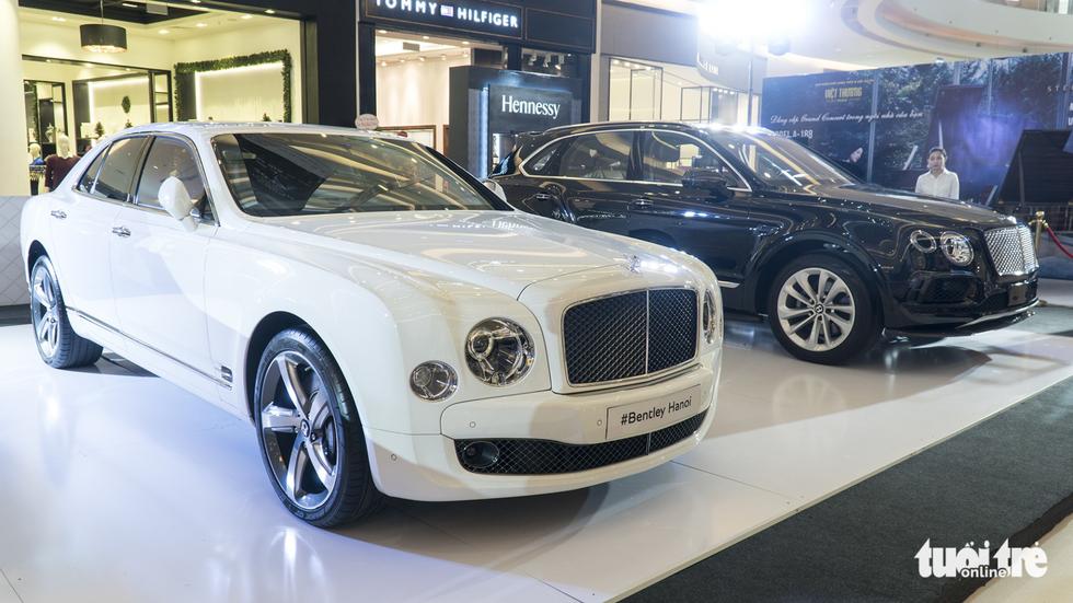Thương hiệu siêu sang Bentley vào thị trường Việt Nam - Ảnh 9.