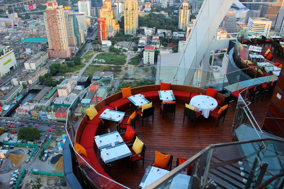 9 quán bar ở Bangkok đẹp ngất ngây - Ảnh 34.