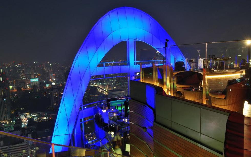 9 quán bar ở Bangkok đẹp ngất ngây - Ảnh 36.