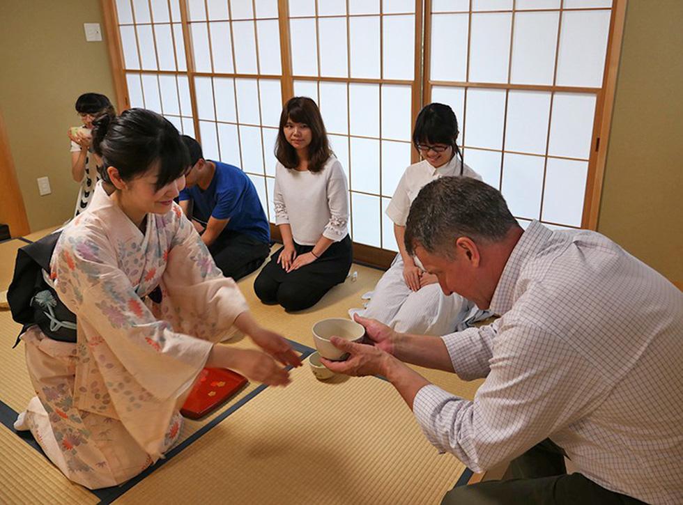 Đi Tokyo đừng quên ăn tối cùng Geisha - Ảnh 11.