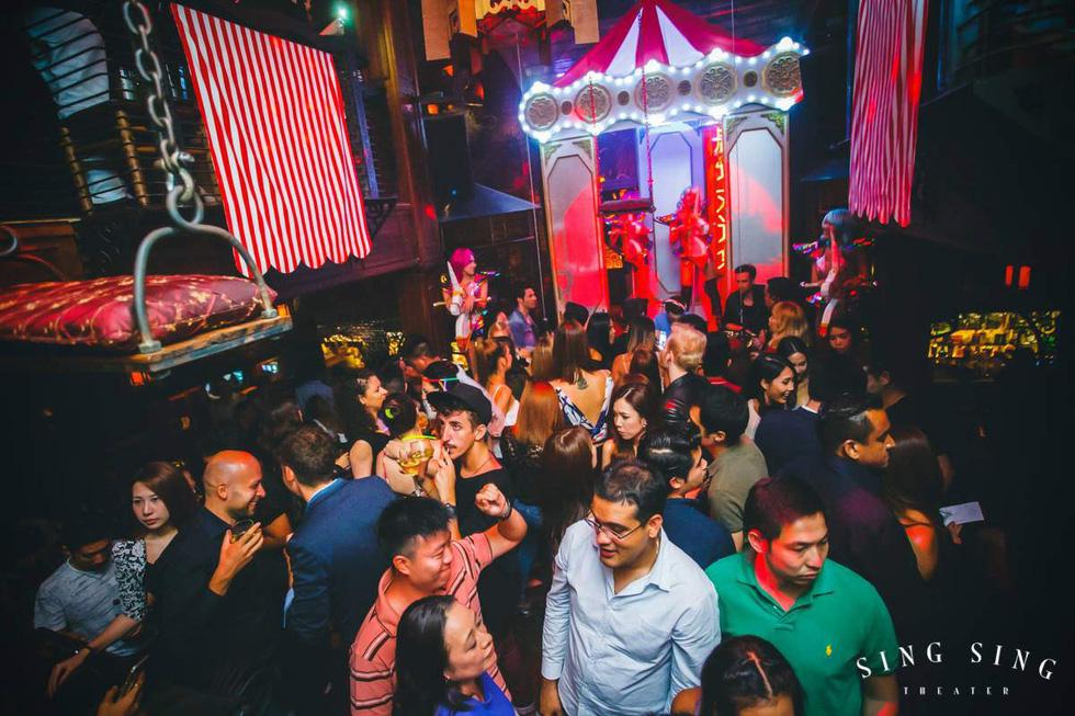 9 quán bar ở Bangkok đẹp ngất ngây - Ảnh 26.