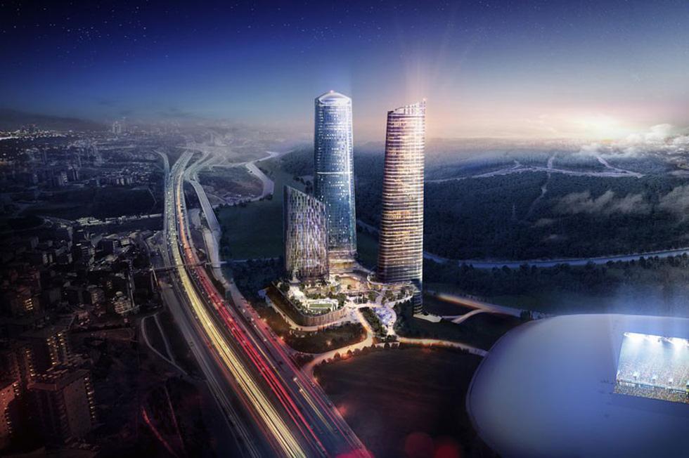Hơn nửa số tòa nhà chọc trời trên thế giới 2017 của Trung Quốc - Ảnh 9.