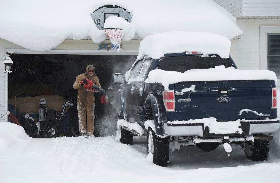 Bắc Mỹ tê cóng trong nhiệt độ xuống -50°C - Ảnh 4.
