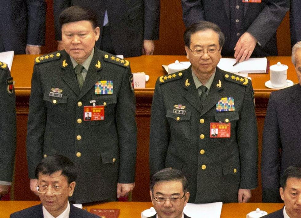 Chủ tịch Tập Cận Bình lên đỉnh quyền lực - Ảnh 4.