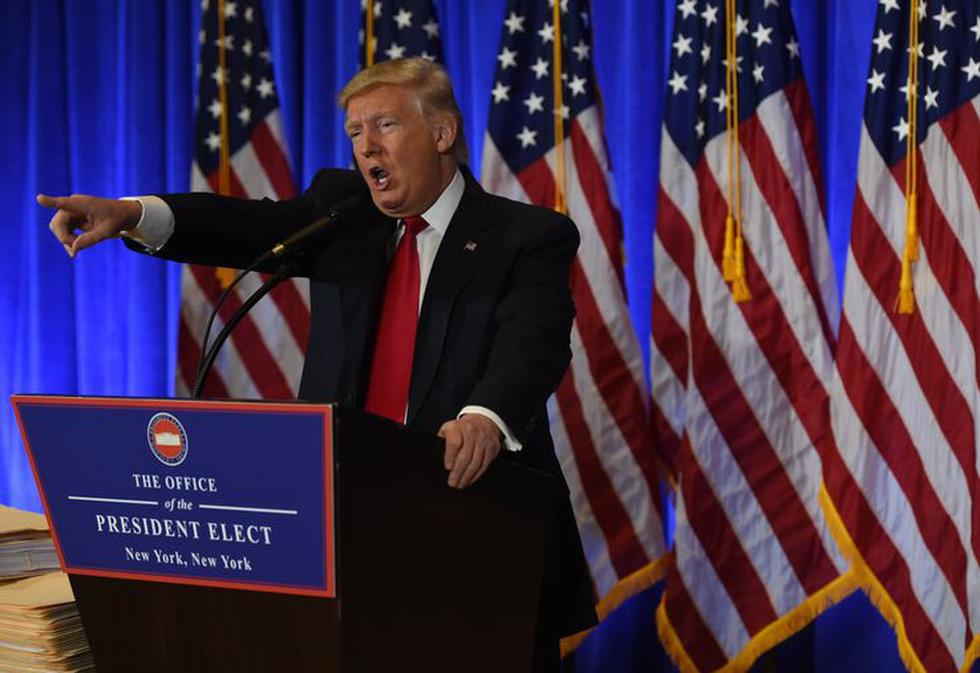 10 tai tiếng của Tổng thống Trump năm 2017 - Ảnh 7.