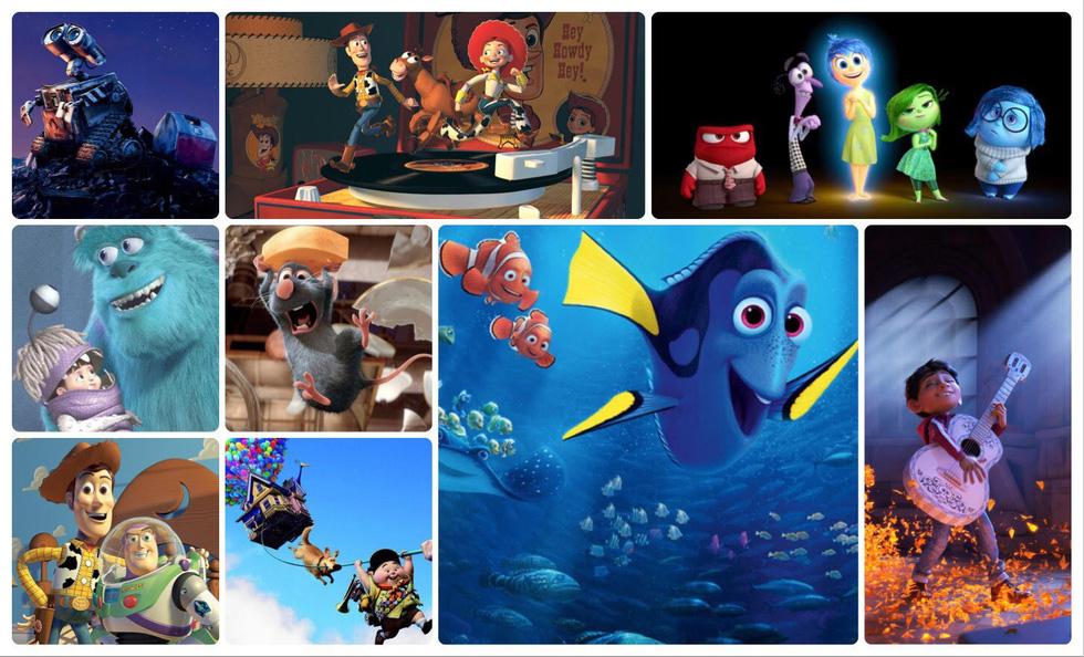 10 tác phẩm xuất sắc của hãng phim hoạt hình Pixar - Ảnh 1.
