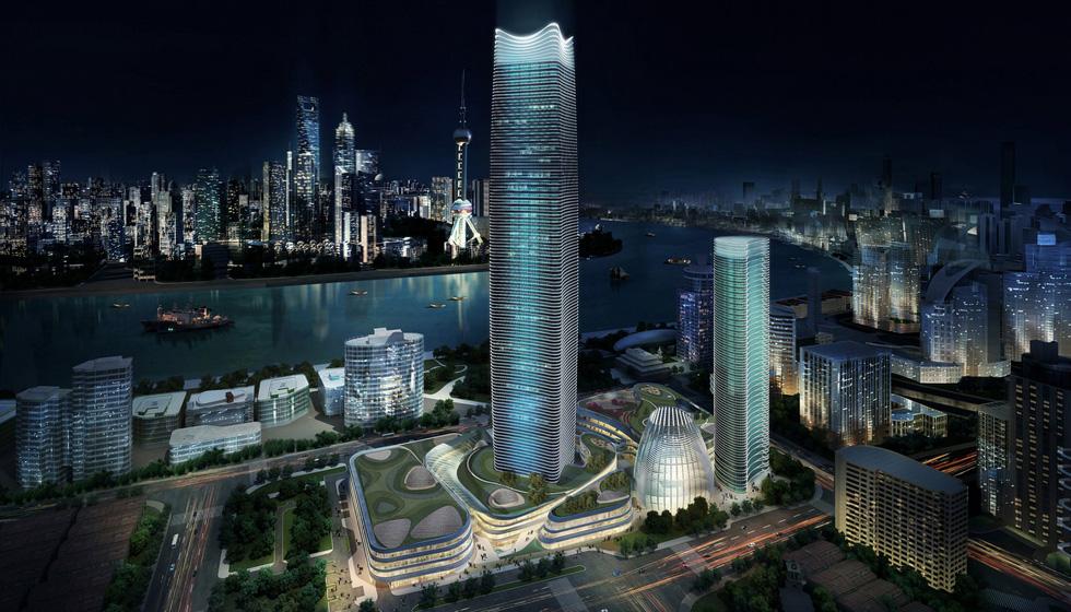 Hơn nửa số tòa nhà chọc trời trên thế giới 2017 của Trung Quốc - Ảnh 7.