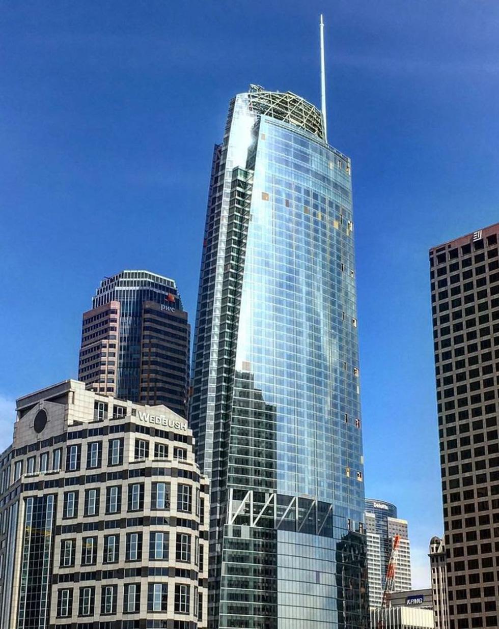 Hơn nửa số tòa nhà chọc trời trên thế giới 2017 của Trung Quốc - Ảnh 6.