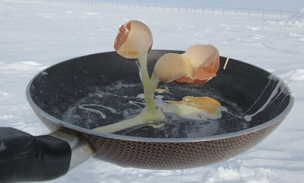 Điều gì xảy ra khi nấu ăn ở - 70 độ C? - Ảnh 1.