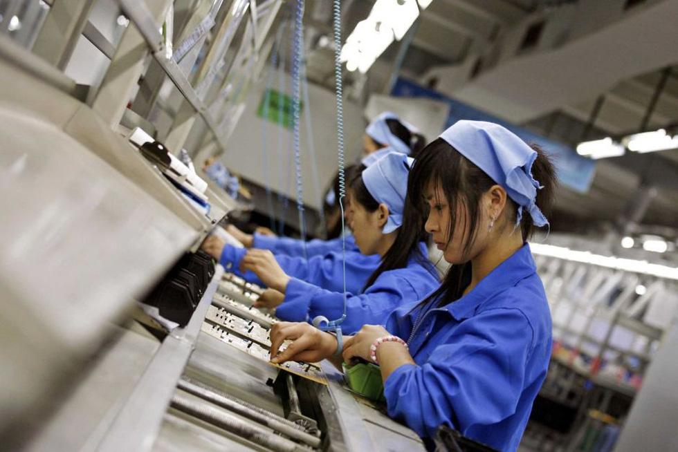 Chiến tranh thương mại đẩy doanh nghiệp Trung Quốc sang Việt Nam? - Ảnh 1.