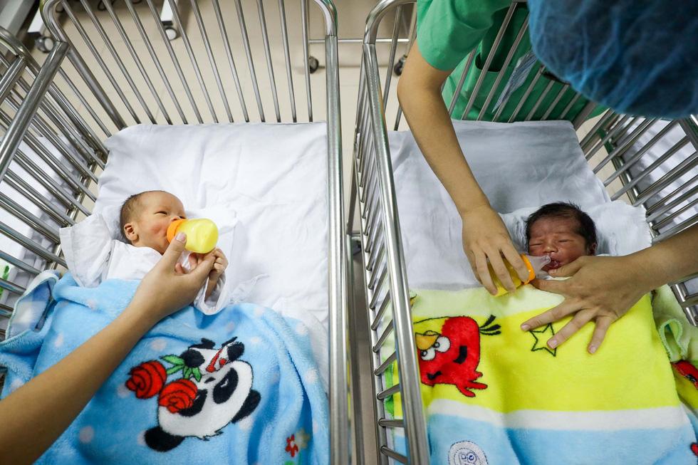 Tận tụy những người mẹ chăm trẻ sinh non - Ảnh 3.