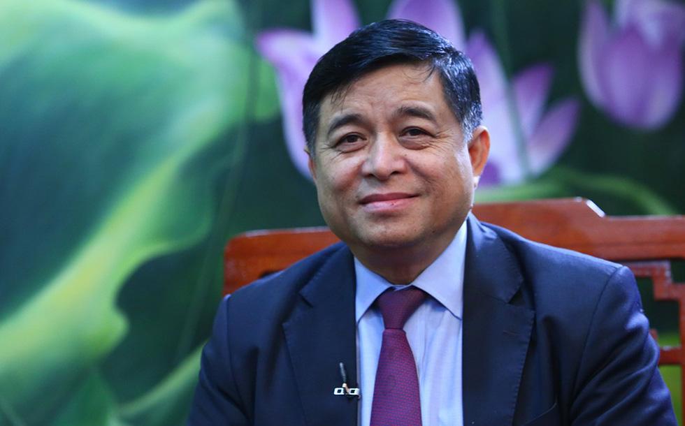 Bộ trưởng Nguyễn Chí Dũng: Bứt phá để không tụt hậu - Ảnh 1.