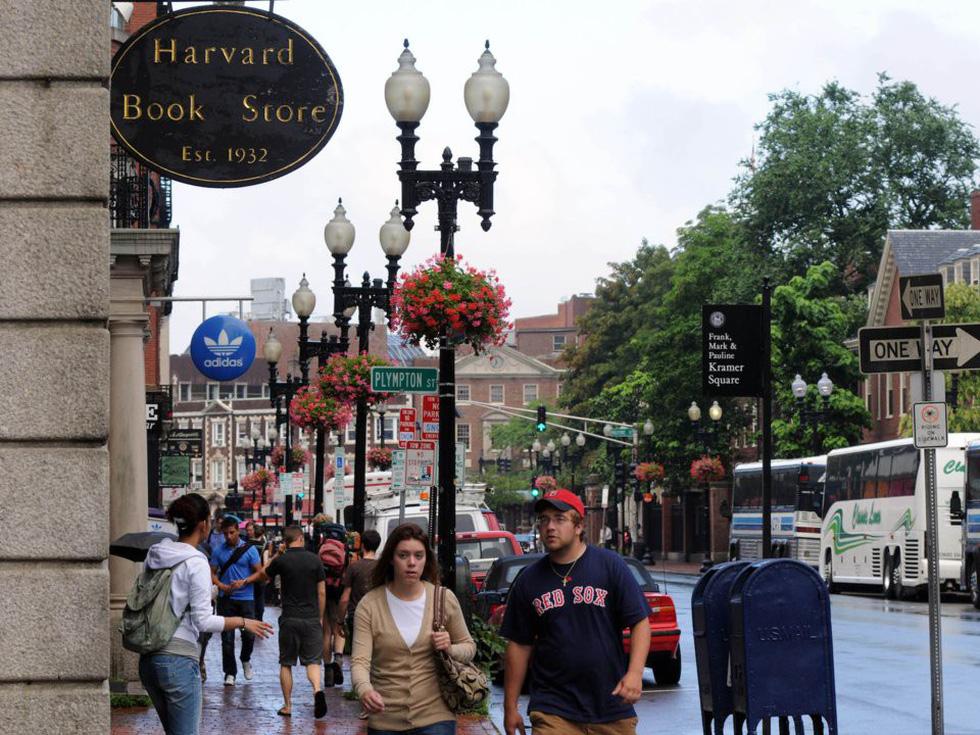 Khám phá những điều bất ngờ ở Đại học Harvard - Ảnh 14.