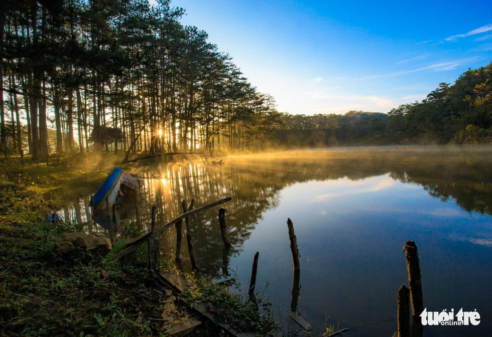 Đà Lạt mơ màng trong mùa nắng lạnh đẹp nhất năm - Ảnh 9.
