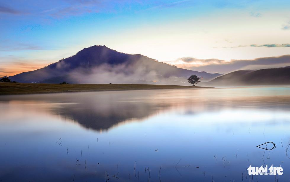 Bộ ảnh Đà Lạt mơ màng trong mùa nắng lạnh đẹp nhất năm - Ảnh 11.