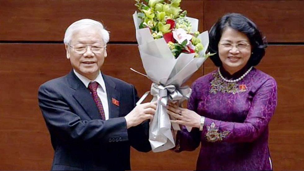 Tân Chủ tịch nước Nguyễn Phú Trọng: Vừa mừng vừa lo - Ảnh 4.
