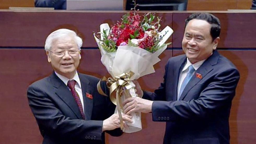Tân Chủ tịch nước Nguyễn Phú Trọng: Vừa mừng vừa lo - Ảnh 6.