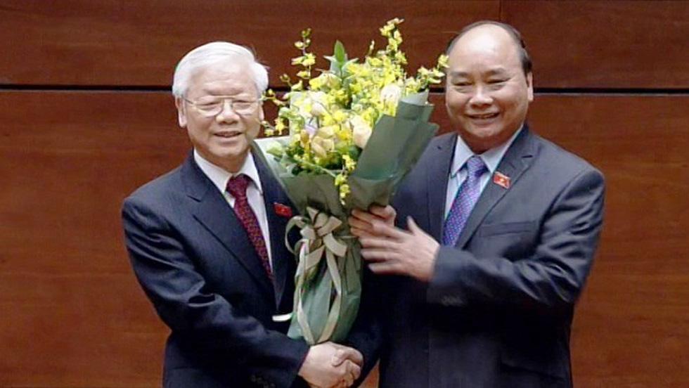 Tân Chủ tịch nước Nguyễn Phú Trọng: Vừa mừng vừa lo - Ảnh 5.