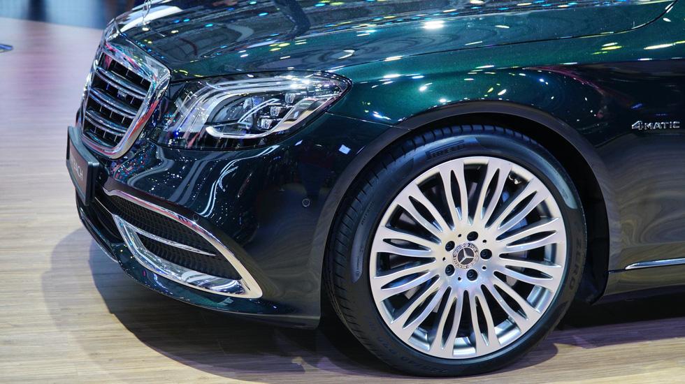 Ngắm xe sang tại Vietnam Motor Show 2018 - Ảnh 8.