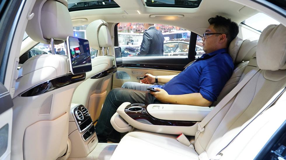 Ngắm xe sang tại Vietnam Motor Show 2018 - Ảnh 3.
