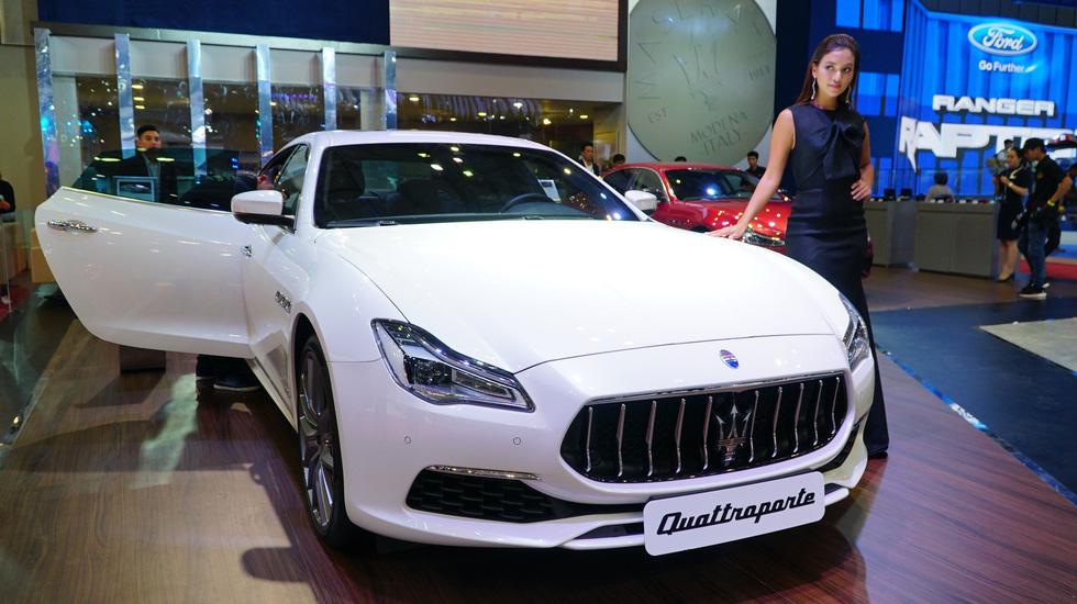 Ngắm xe sang tại Vietnam Motor Show 2018 - Ảnh 12.