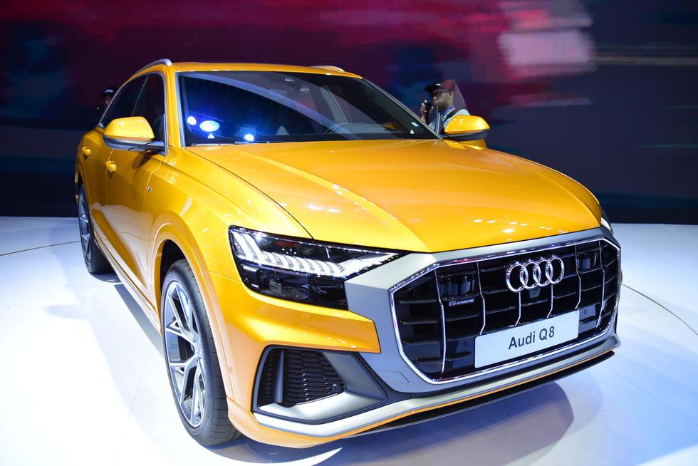 Ngắm xe sang tại Vietnam Motor Show 2018 - Ảnh 9.