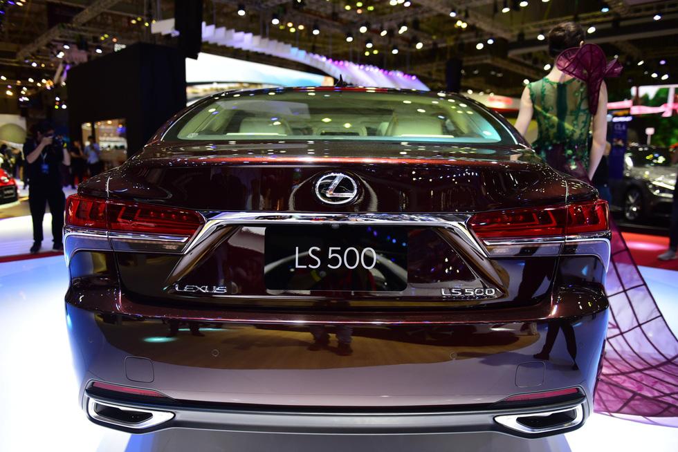 Ngắm xe sang tại Vietnam Motor Show 2018 - Ảnh 11.