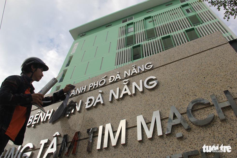 Đà Nẵng đầu tư 1.740 tỉ cho ngành y tế - Ảnh 2.