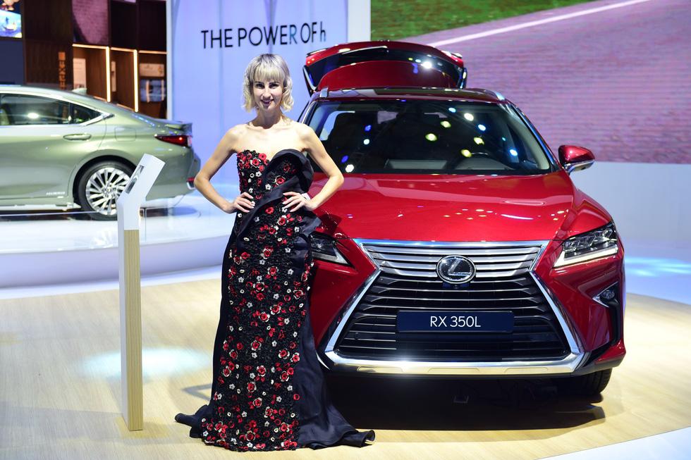 Điểm mặt những dòng xe đỉnh tại Vietnam Motor Show 2018 - Ảnh 2.