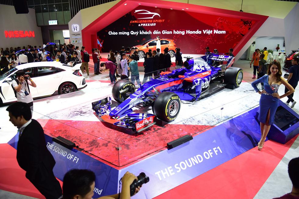 Điểm mặt những dòng xe đỉnh tại Vietnam Motor Show 2018 - Ảnh 13.
