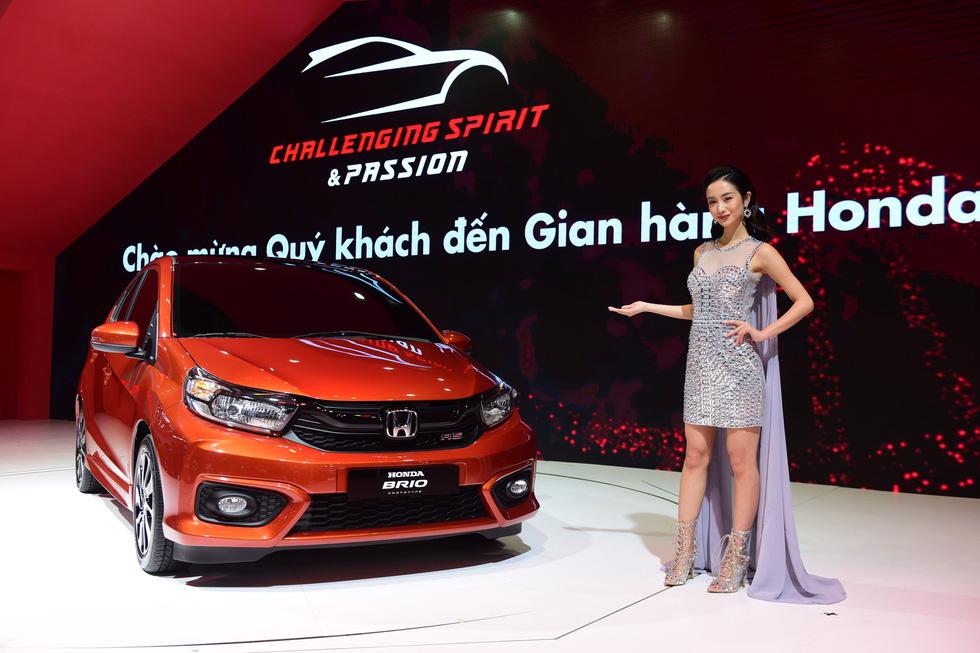 Điểm mặt những dòng xe đỉnh tại Vietnam Motor Show 2018 - Ảnh 4.