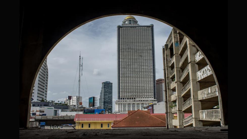 Sathorn Unique Tower - Tòa tháp 'ma' bị lãng quên ở Bangkok - Ảnh 8.