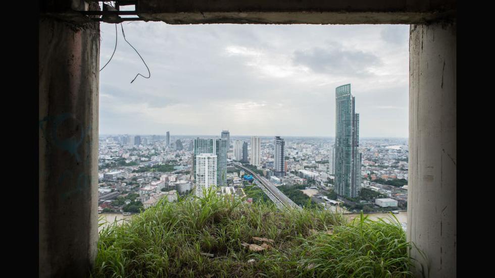 Sathorn Unique Tower - Tòa tháp 'ma' bị lãng quên ở Bangkok - Ảnh 10.
